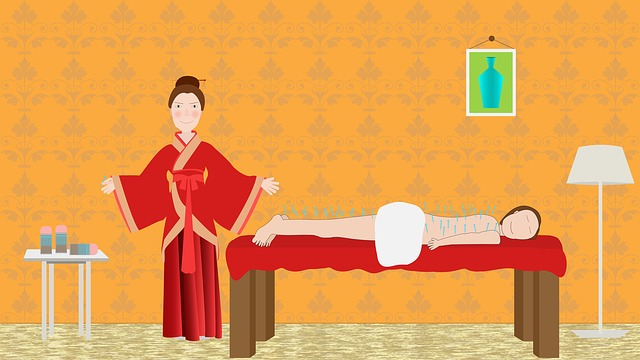 ACUPUNCTURE AS A WAY TO BALANCE THE BODY AND BEING
