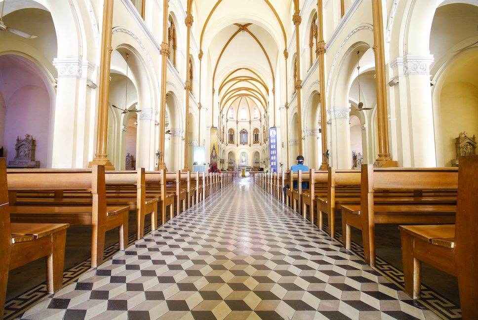 FROM DARK TO LIGHT: A SHIFT IN AWARENESS FOR THE CATHOLIC CHURCH